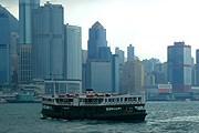 Паром Star Ferry - самый популярный в Гонконге // Travel.ru