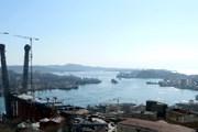 Строительство моста во Владивостоке // Travel.ru