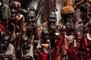 На ярмарке можно приобрести изделия ремесленников-масаев. // Управление по туризму Кении