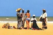 Пляжи Негомбо немноголюдны. // mysrilankaholidays.com