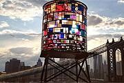Башню можно увидеть с Манхэттенского и Бруклинского мостов. // gizmodo.com