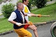 Участники соревнуются командами. // flickr.com / kburr