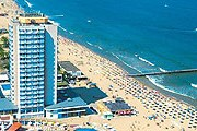 Бургас - одно из популярных направлений отдыха в Болгарии. // for-tur.com