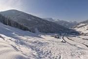 Снег на курорте лежит с начала декабря до начала апреля. // zillertalarena.com