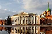 Тульская область хочет привлекать больше туристов. // alean.ru
