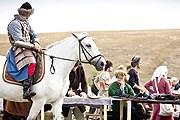 Исторический фестиваль проходит в Тульской области ежегодно. // kulpole.ru