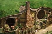 Дом Бильбо Бэггинса в Новой Зеландии // scoop.co.nz