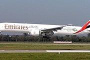 Emirates Airline летает в Санкт-Петербург ежедневно. // wikimedia.org