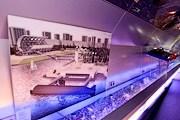 В музее все экспонаты можно трогать руками. // museum-vmf.ru