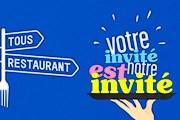 Парижские рестораны оплатят обед гостей своих клиентов. // rtl.fr