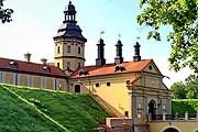 Экскурсию по замку можно совершить в сопровождении аудиогида. // nesvizh.by