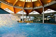 В аквапарке предлагают оздоровительные процедуры. // dennikrelax.sk