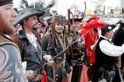 Пиратская неделя проводится в 35-й раз. // piratesweekfestival.com