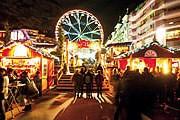 Рынок в Монтрё – один из самых красивых. // montreuxnoel.com