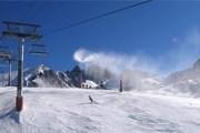 В Приэльбрусье идут обильные снегопады. // ИТАР-ТАСС