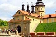 Замок пользуется популярностью у туристов. // nesvizh-zapovednik.by