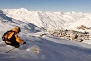 Валь-Торанс дает гарантию снега. // franceguide.com