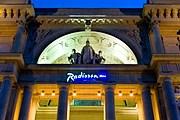 Отель расположен во Дворце правосудия. // hotel-industry.co.uk