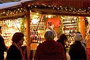 На рождественском рынке в Стокгольме // stortorgetsjulmarknad.com