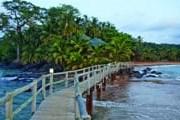 Сан-Томе и Принсипи - островная африканская страна. // prweb.com