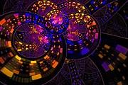 Уникальное световое шоу можно будет увидеть в Минске. // jemgirl.deviantart.com