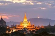 Мьянма - страна золотых пагод. // iStockphoto