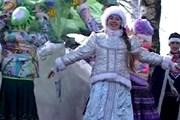 Снегурочка ждет гостей. // snegurochka.org