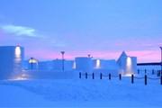 Снежный замок возводится с 1996 года. // lapland.fi