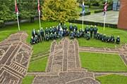 Темой года в Кёкенхофе стали сады Великобритании. // keukenhof.nl