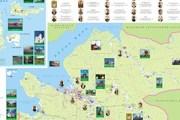 Карта содержит всю необходимую туристам информацию. // Travel.ru
