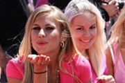 Латвийские блондинки возвращаются. // goblonde.lv