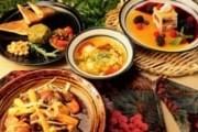 Многообразие блюд и напитков - на кубинском фестивале. // geomerid.com