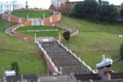 """Лестница была построена в 40-х годах. // РИА """"Новости"""""""