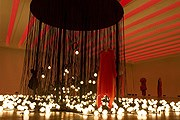 Музей дизайна в Холоне интересен как внутри, так и снаружи. // dmh.org.il