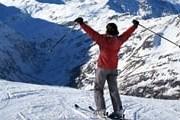 В следующем сезоне появятся новые горнолыжные трассы. // destination360.com