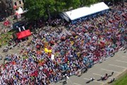 В числе мероприятий - марафон Nordea. // nordearigasmaratons.lv