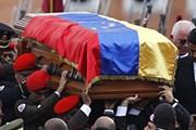 Уго Чавес умер 5 марта 2013 года. //  Reuters / Carlos Garcia Rawlins
