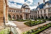 Сад в музее Карнавале // François Grunberg