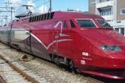 Поезд Thalys // Travel.ru