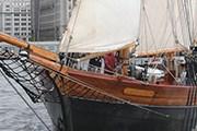 Туристы смогут посетить уникальные суда. // sailtraininginternational.org