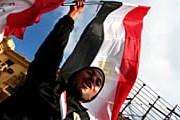 Акции протеста могут перерасти в уличные бои. // iStockphoto / ramihalim