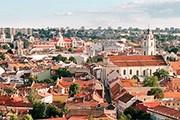 Литве нужны туристы из России. // vilnius-tourism.lt