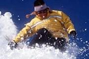 Впервые за 25 лет можно летом покататься с горы Мон-Фор. // GettyImages