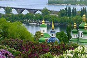 Киев – самый популярный у российских туристов город в странах СНГ. // symboldrama.ru
