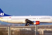 Самолет авиакомпании SAS // Travel.ru