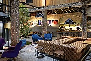 Лобби отеля // 1888hotel.com.au