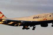 Самолет альянса oneworld //Travel.ru