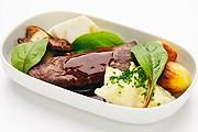 Новые блюда представлены на дальнемагистральных рейсах. // Finnair