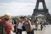 Поездки за границу привлекают туристов из России. // AP