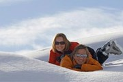 В Австрию пришла зима. // weissensee.com
